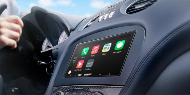 Alpine выпустила свою первую автомагнитолу с поддержкой CarePlay