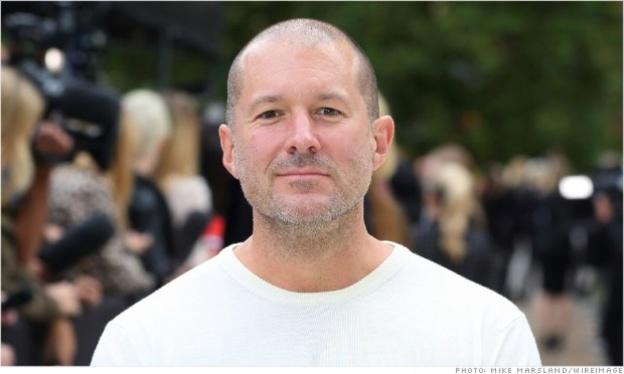 Джони Айв: разработать дизайн Apple Watch было сложнее чем iPhone