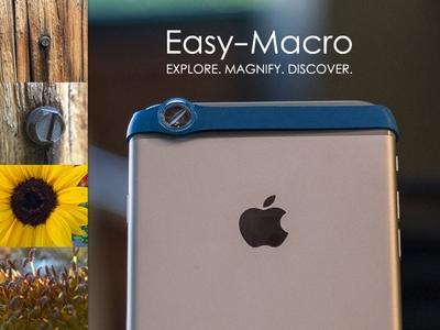 Easy-Macro – макрообъектив для устройств Apple