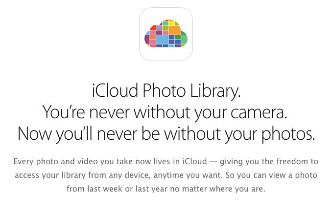 Внутренние проблемы Apple затрудняют развитие сервиса iCloud