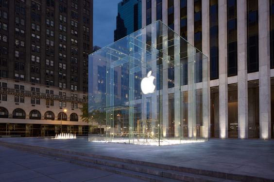 Apple вошла в список непрозрачных корпораций