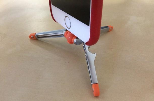 Kenu Stance – новый маленький штатив для смартфонов Apple