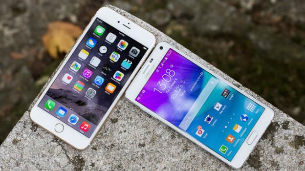 Samsung-Galaxy-Note-4-vs-Apple-1
