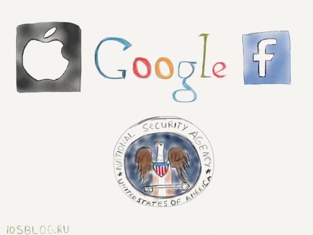 Apple и другие IT-гиганты лоббируют законопроект, ограничивающий слежку АНБ за пользователями