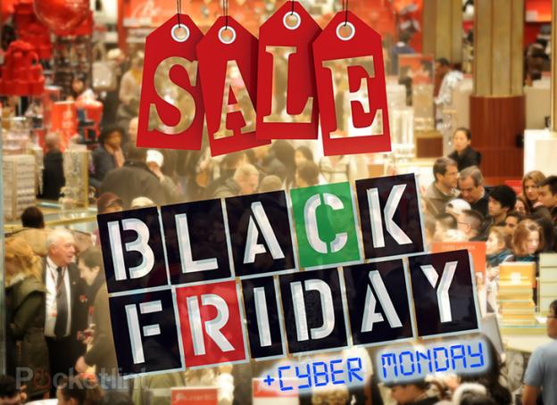 Черная пятница и Киберпонедельник 2014: Лучшие предложения и распродажи в США