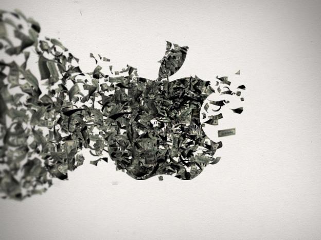 Apple зарабатывает больше за счет низкой цены на нефть