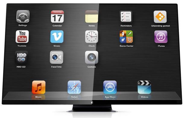 Телевизоры от Apple должны появиться только в 2016 году