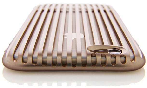 Команда SQUAIR презентовала новый чехол для iPhone 6 за 2 тысячи долларов