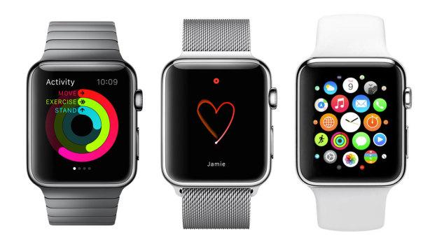 Apple Watch стали одними из трех самых ожидаемых устройств будущего года