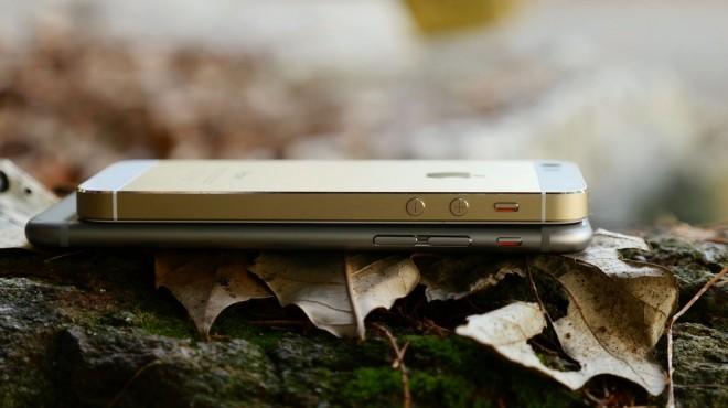 iPhone 5s и iPhone 6