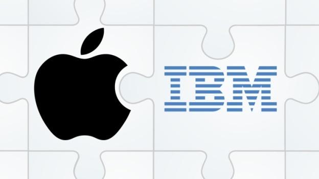 Apple совместно с IBM выпустила 10 новых приложений для бизнеса
