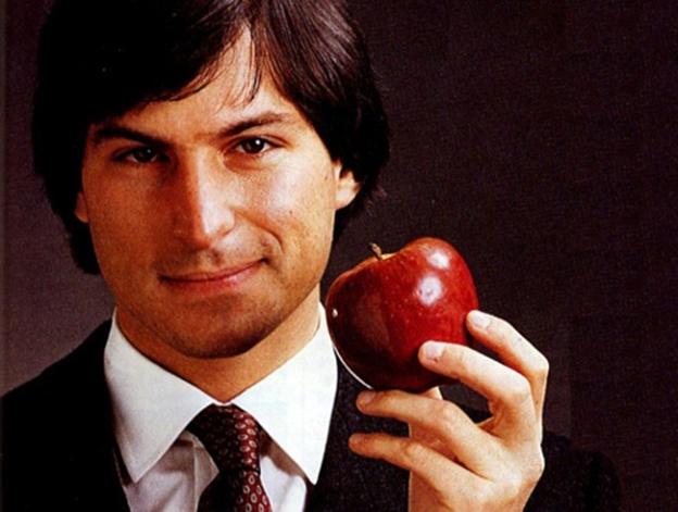 Рожденный гением Стив Джобс