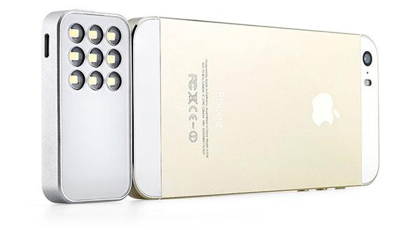 НОВИНКА! Expose – беспроводная вспышка для iPhone