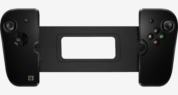 Команда Gamevice презентовала новый игровой контроллер для iPad