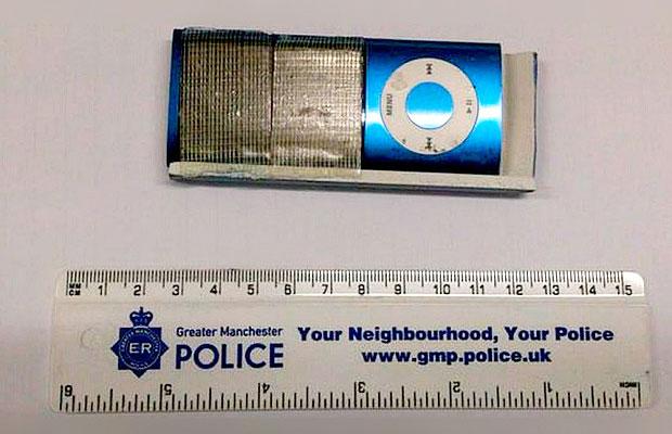 В Великобритании при помощи iPod nano научились воровать ПИН-коды от карт