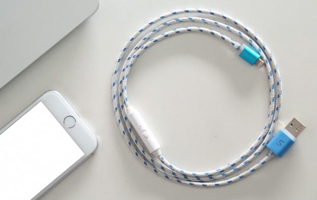 SONICable может зарядить iOS-устройство в два раза быстрее