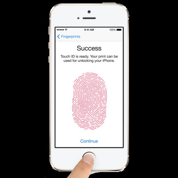 Apple может начать хранить отпечатки в iCloud