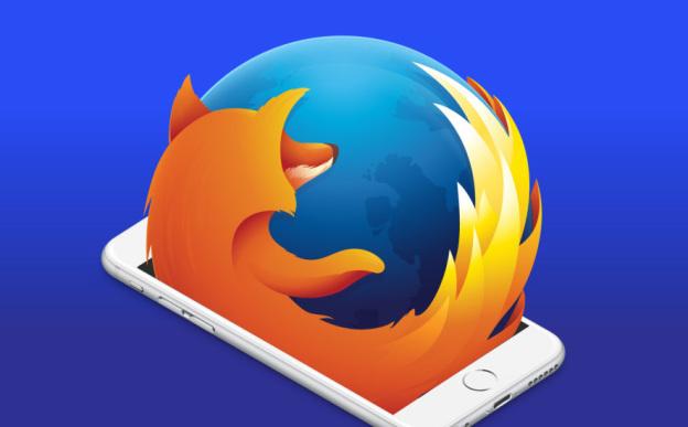 Появились первые скриншоты браузера Firefox, работающего на iOS