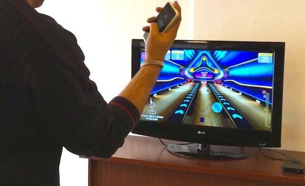 Владельцы iPhone теперь могут с помощью Apple TV поиграть в боулинг