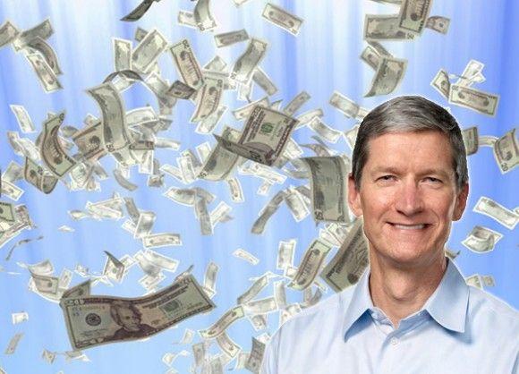 Стало ясно, сколько зарабатывает главный сотрудник Apple