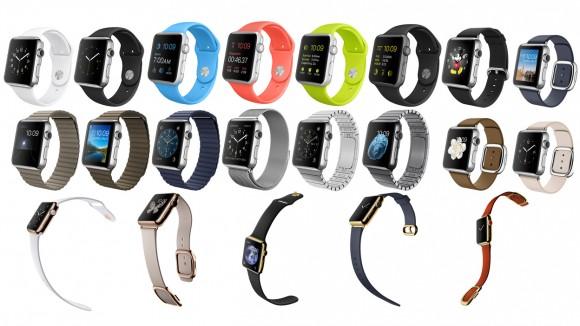 Apple Watch появятся в марте, а 12-дюймовый MacBook Air – позже