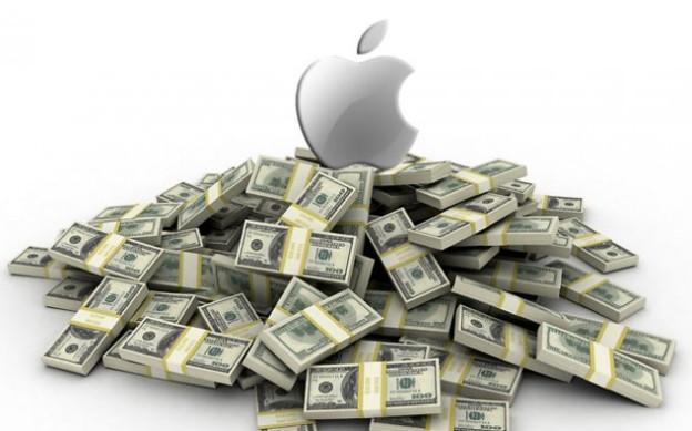 Корпорация Apple опять ставит новые рекорды по продажам и полученной выручке