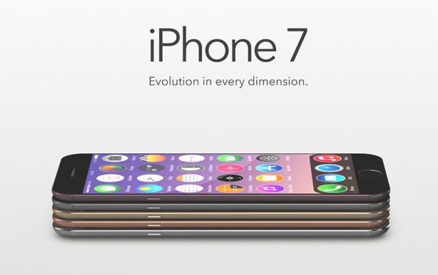 Дизайнер из Голландии представил концепт iPhone 7