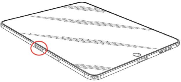 В интернете появилось фото защитного чехла для большого iPad Pro