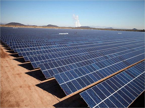 Apple вложит 850 миллионов в создание солнечной электростанции