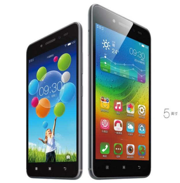 Lenovo презентовали в РФ клон iPhone 6