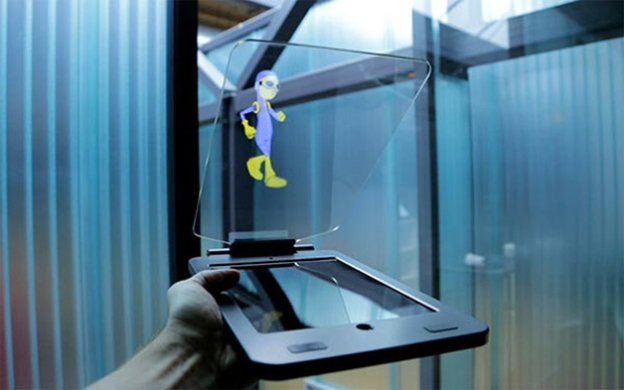 iPad Air 2 смог показывать проекцию