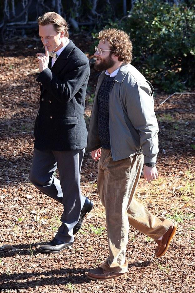 Появились первые новые фото со съемок байопика о Стиве Джобсе