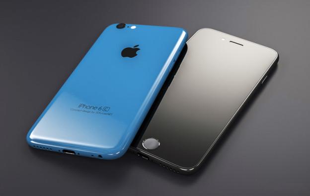 Появился концепт iPhone 6c, который получил 4,7-дюймовый экран