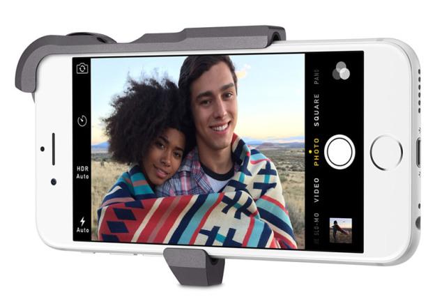 Apple начала реализовывать накладные объективы ExoLens, предназначенные для iPhone 6