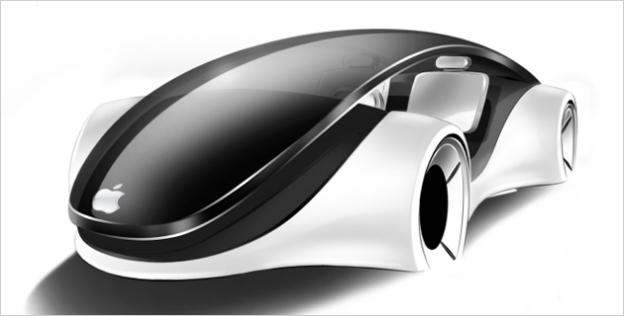 Apple может создать собственный автомобиль