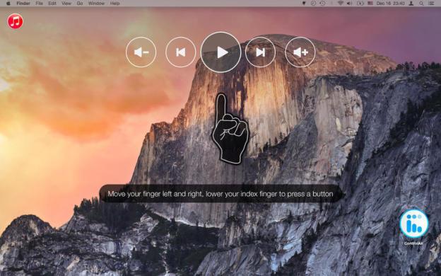 Теперь Mac можно управлять с помощью жестов