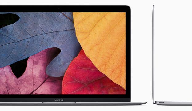 Тим Кук официально презентовал MacBook с диагональю в 12 дюймов и монитором Retina