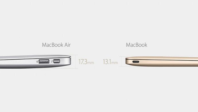 MacBook Air и MacBook