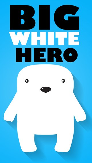Big White Hero: The Epic Jump Game