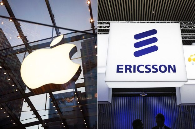 Apple vs Ericsson