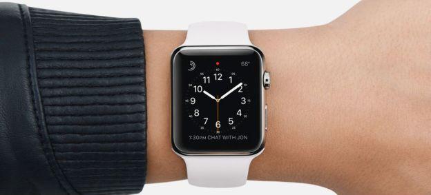 Apple Watch руководство пользователя