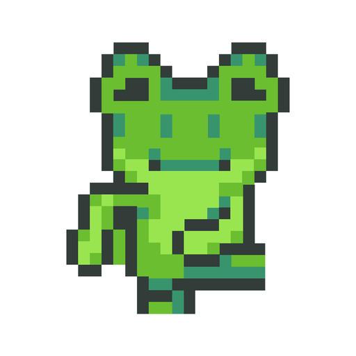 Runaway Frog