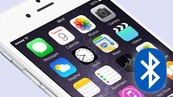 Bluetooth в iOS 8.3