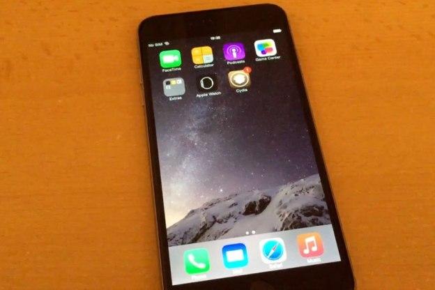 джейлбрейк iOS 8.4