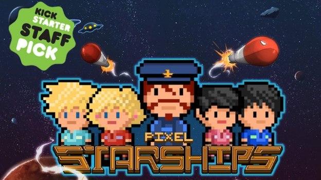 8Bit Starship