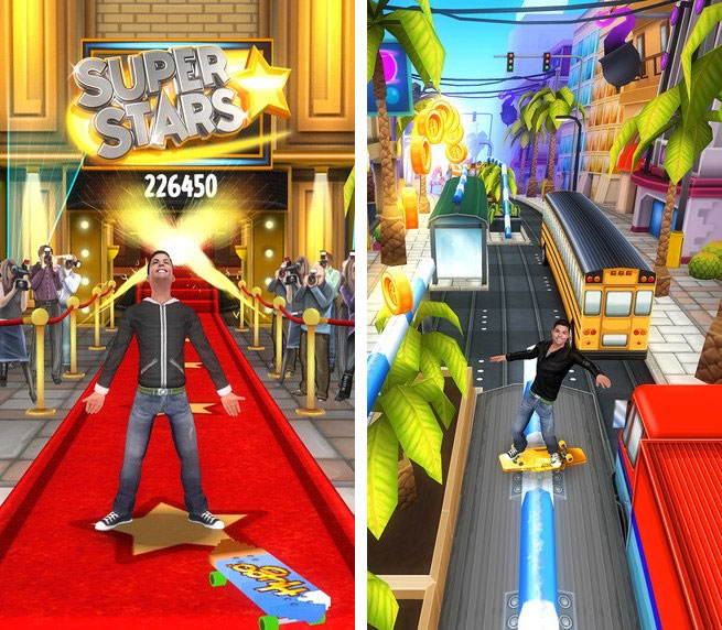 Ronaldo & Hugo: Superstar Skaters