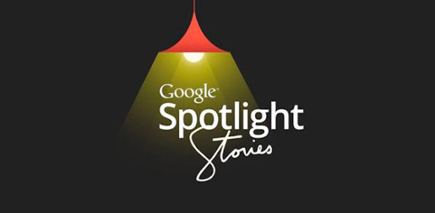 Google Spotlight Stories