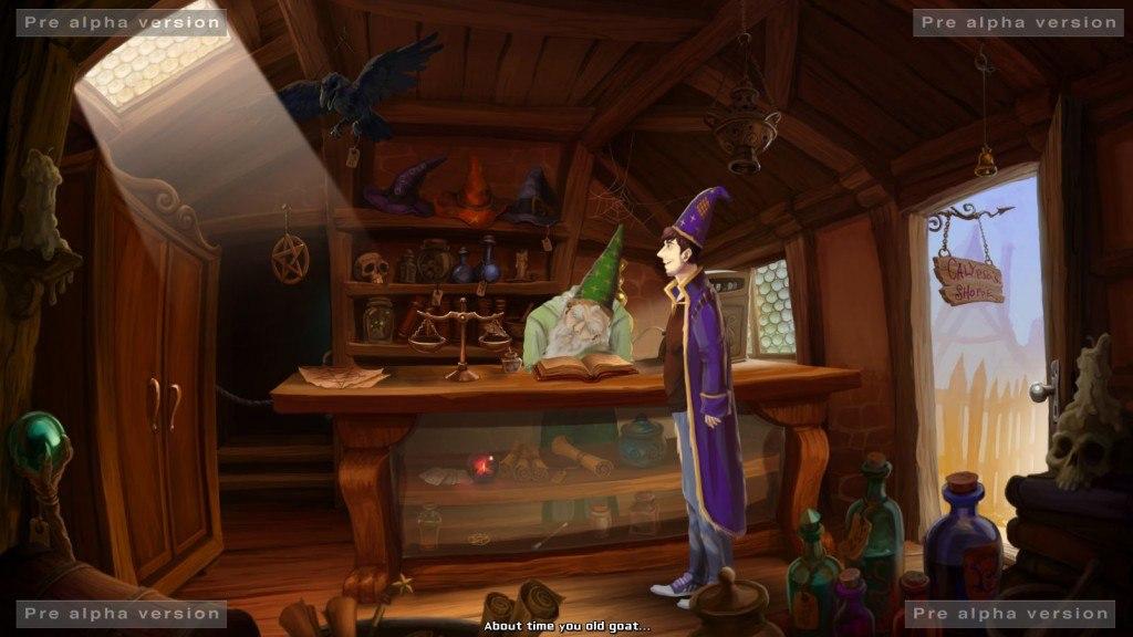 Simon the Sorcerer 6: Between Worlds