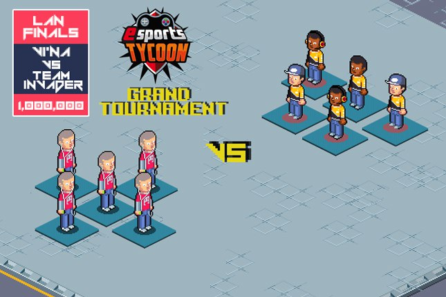 E-Sports Tycoon: The Game
