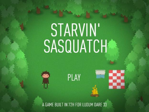 Starvin Sasquatch
